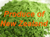 Organic Wheatgrass Powder (NZ) 500g